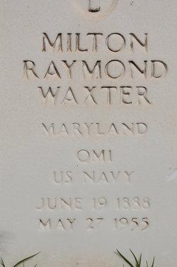 Edward Eugene Waxter