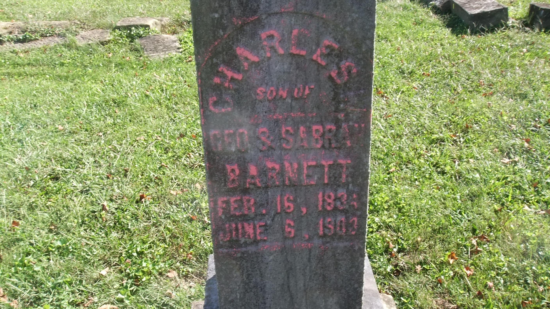 Franklin Marion Barnett