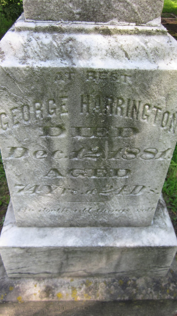 George Harrington