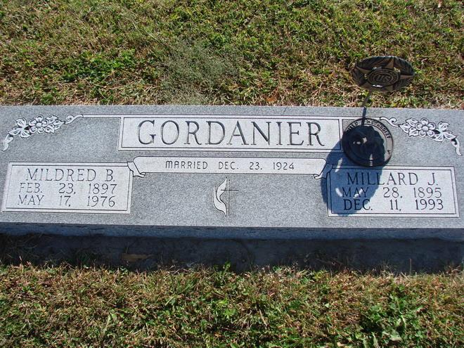 John W Gordanier
