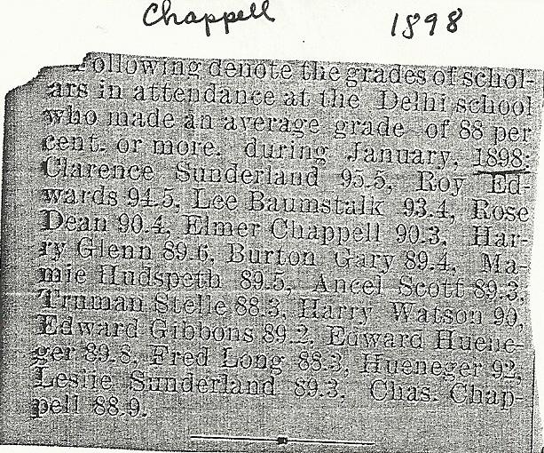 Elmer Laverne Chappell