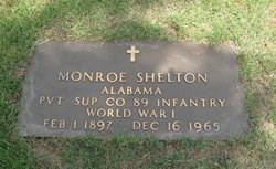 James Monroe Shelton