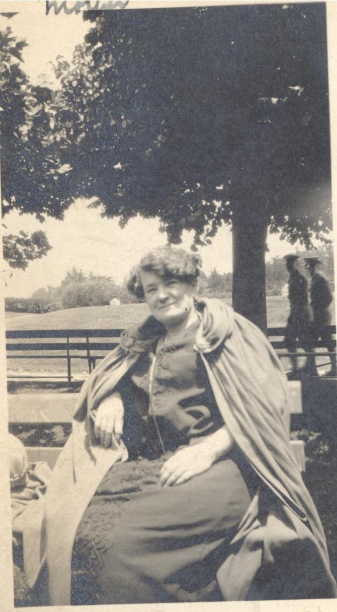Margaret Elizabeth Guest