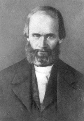 Jesse James Strang