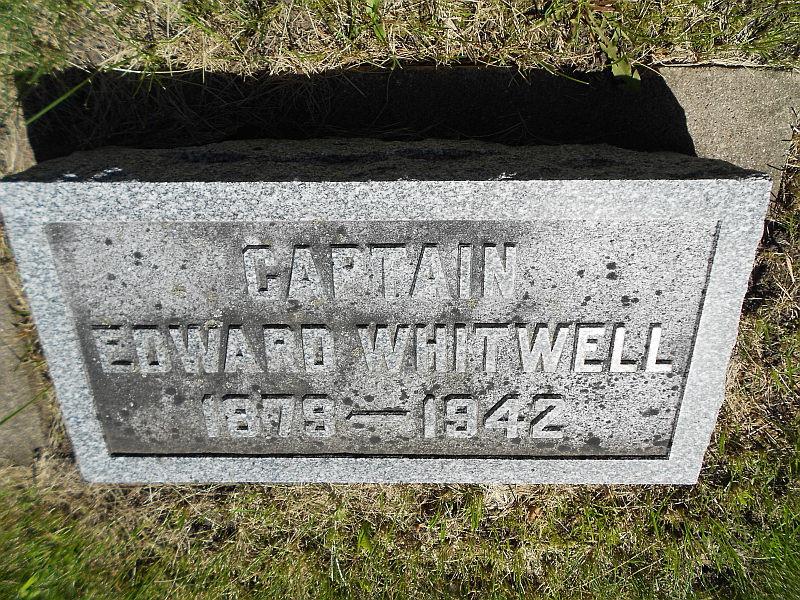 Edward Robson Whitwell