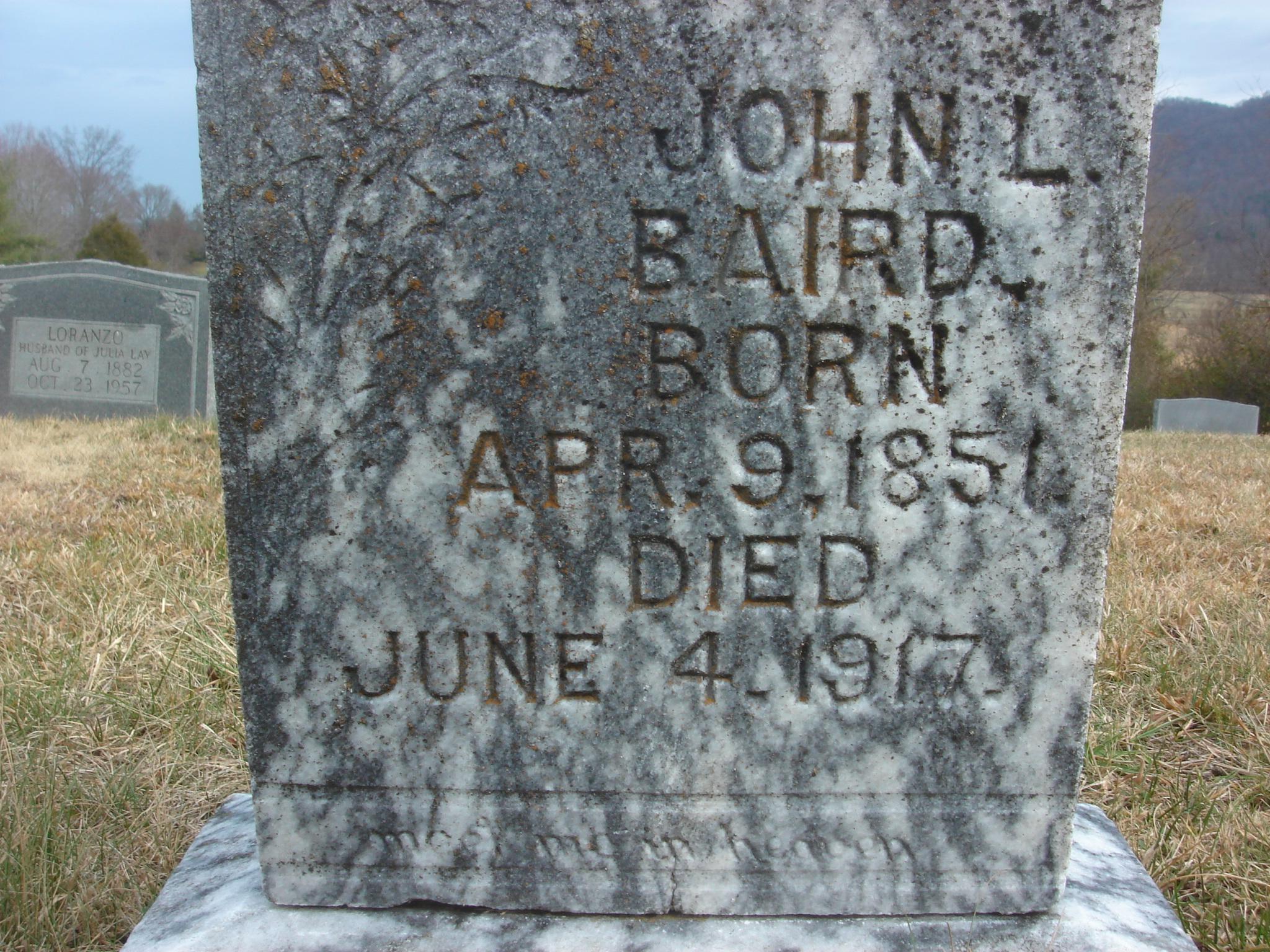 John Lassley Baird