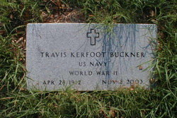 Travis Kerfoot Buckner