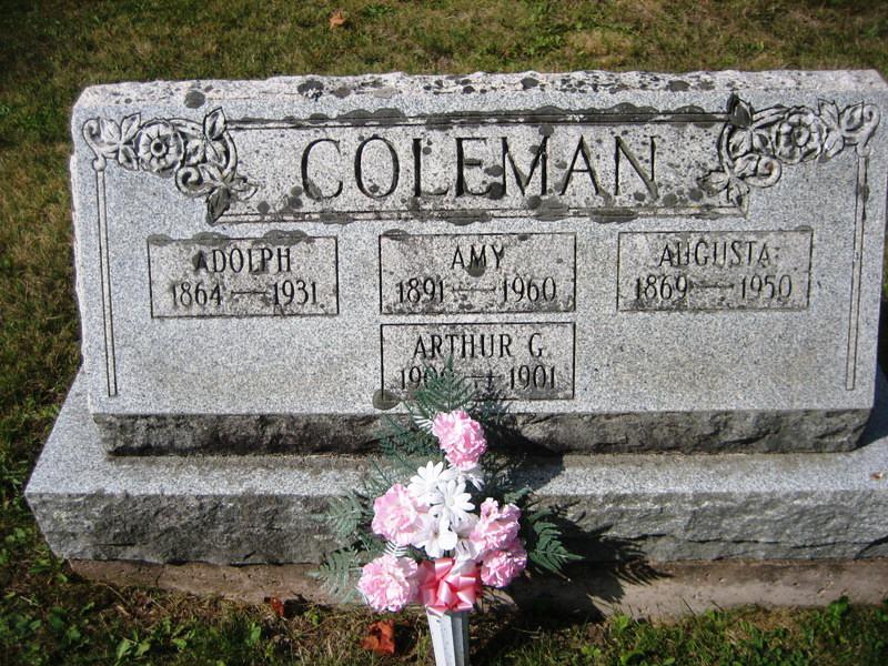 Arthur Coleman