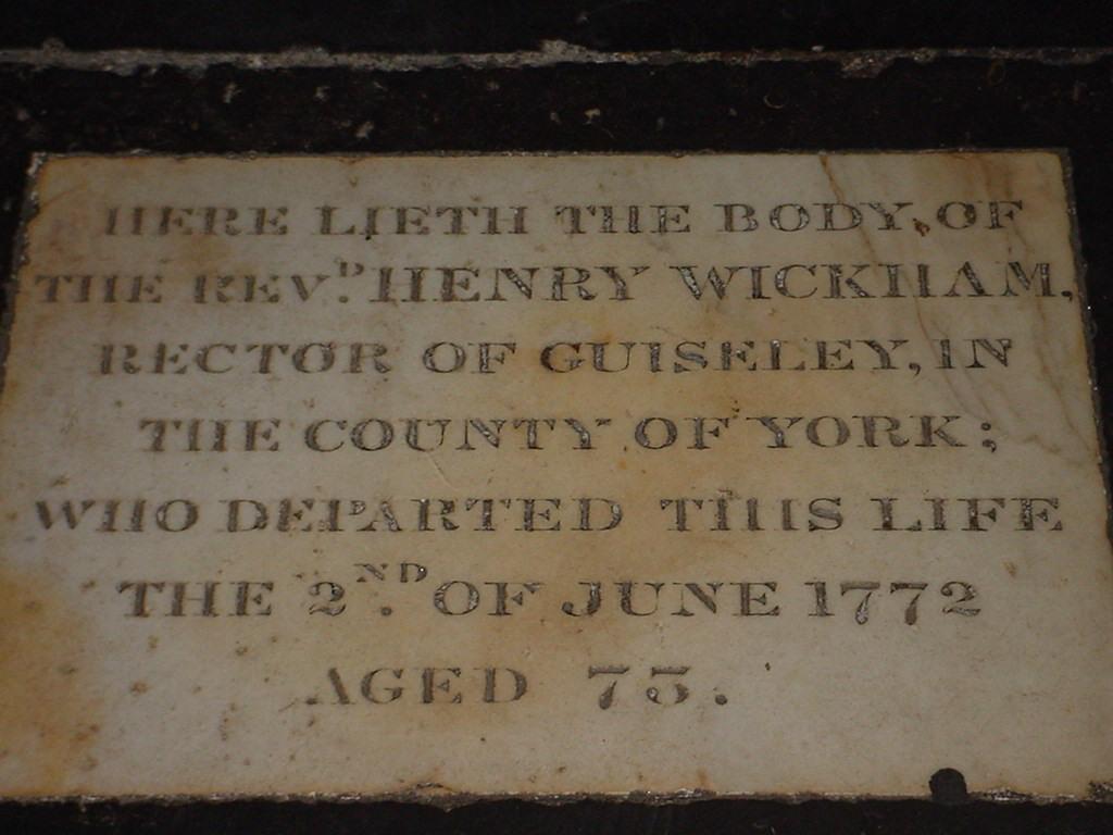 Henry Wickham
