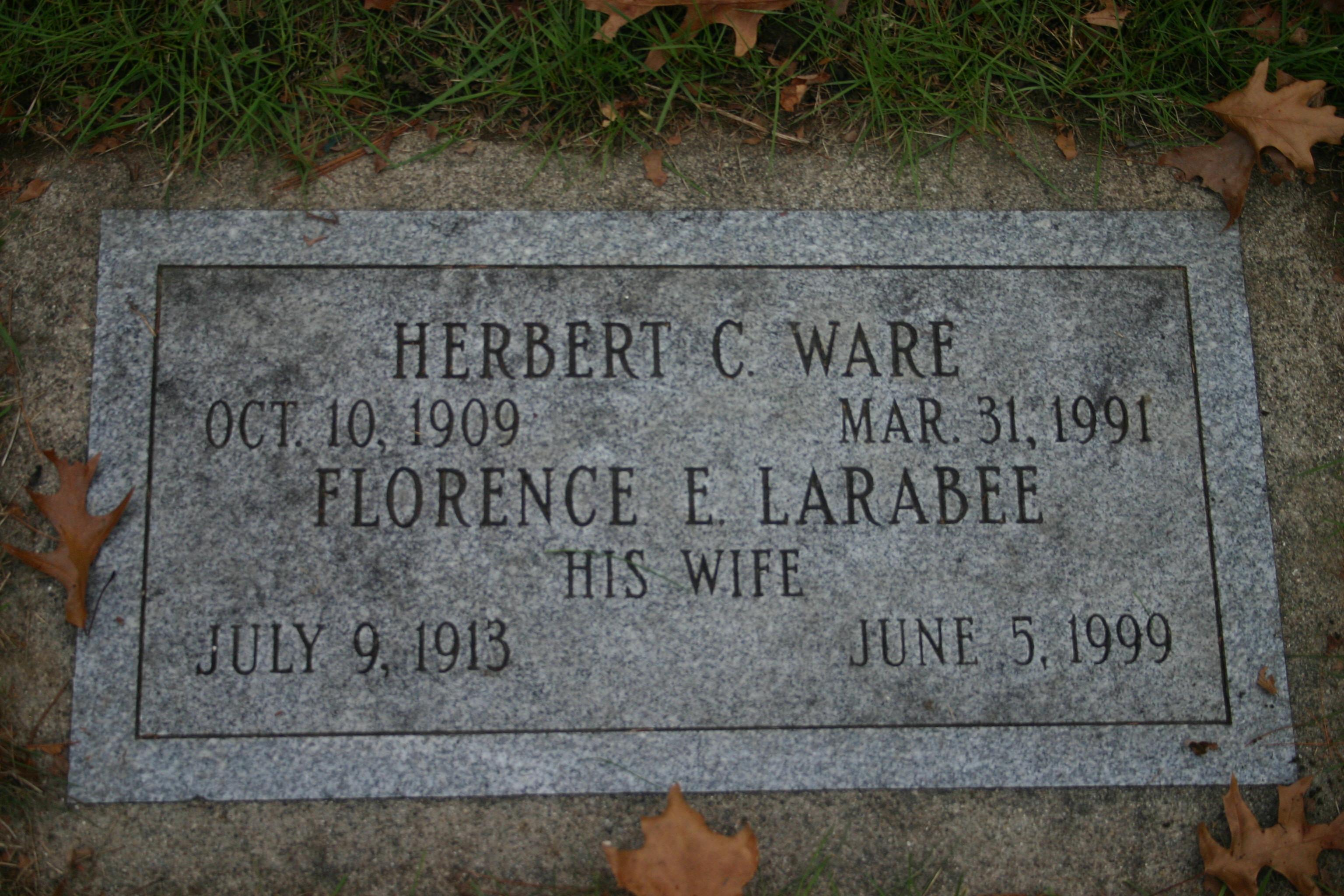Clyde E Larabee