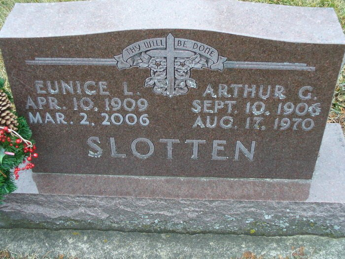 Jennifer June Slotten