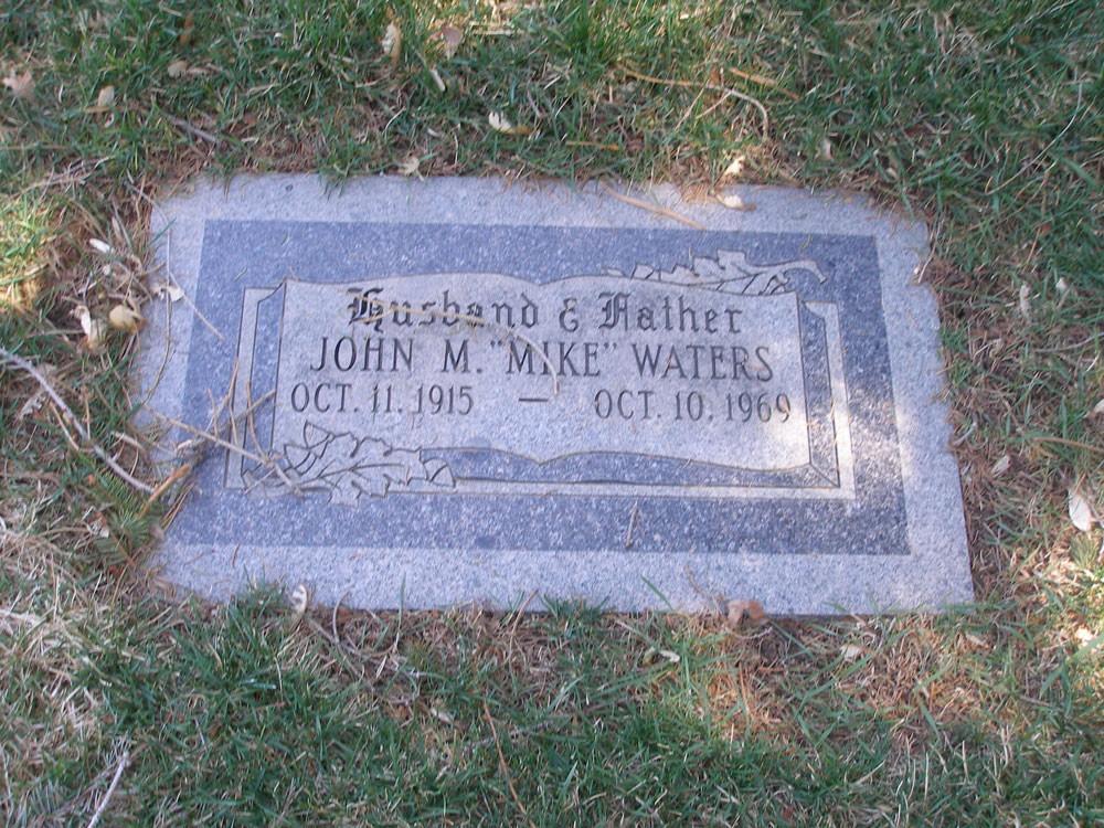 John Leslie Waters