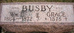 William H Busby