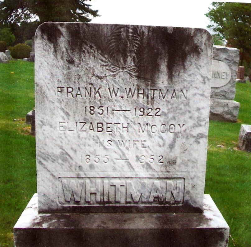 Frank Perkins Whitman