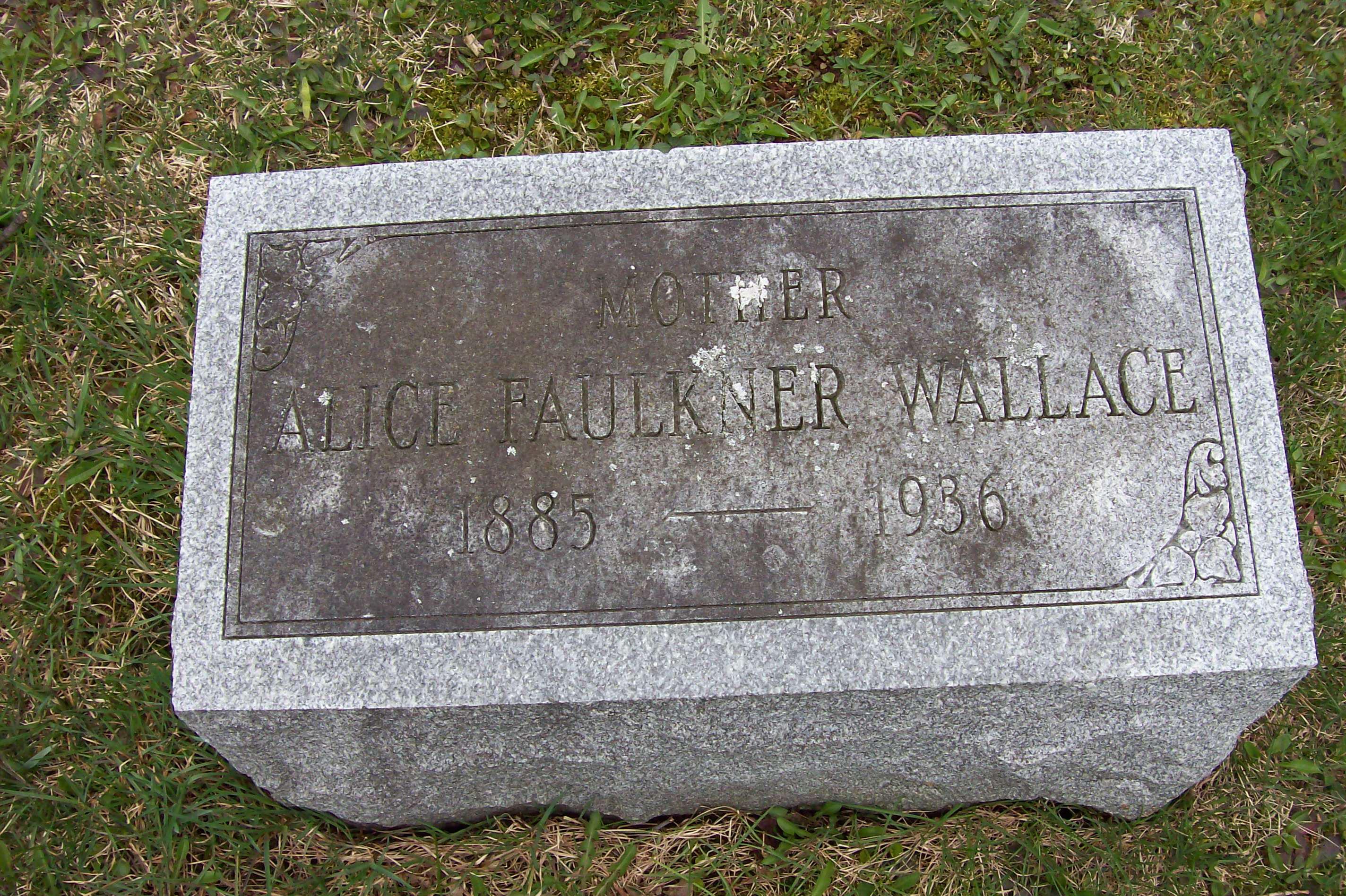 Wallace Faulkner