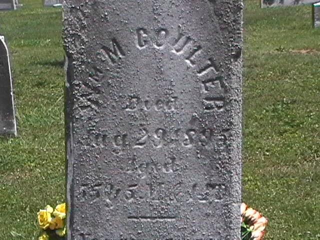 William H Coulter