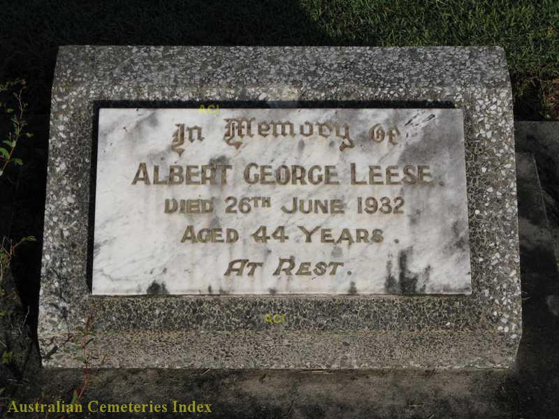 Albert Leese