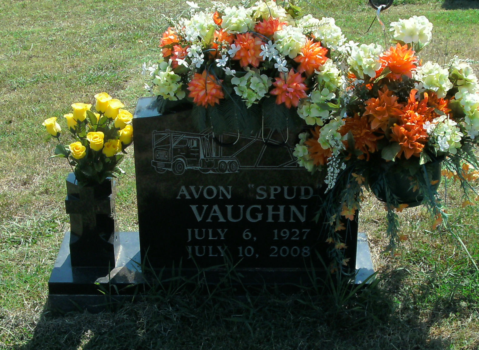 Harold William Vaughn