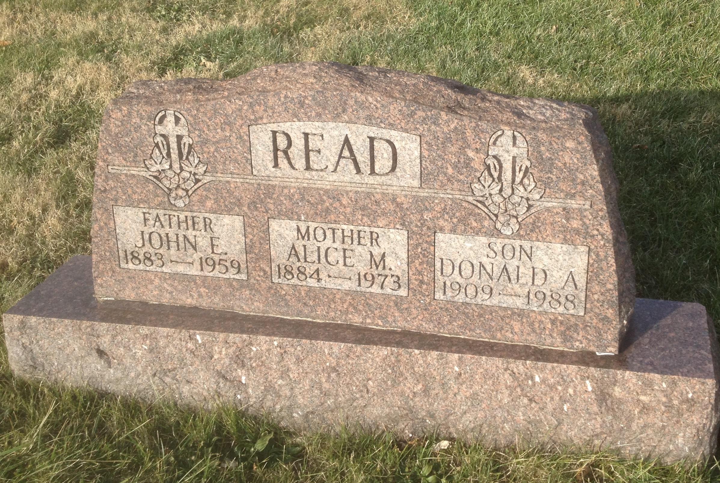 John Edward Read