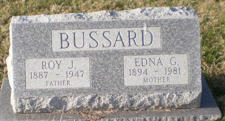 Jessie Pearl Bussard