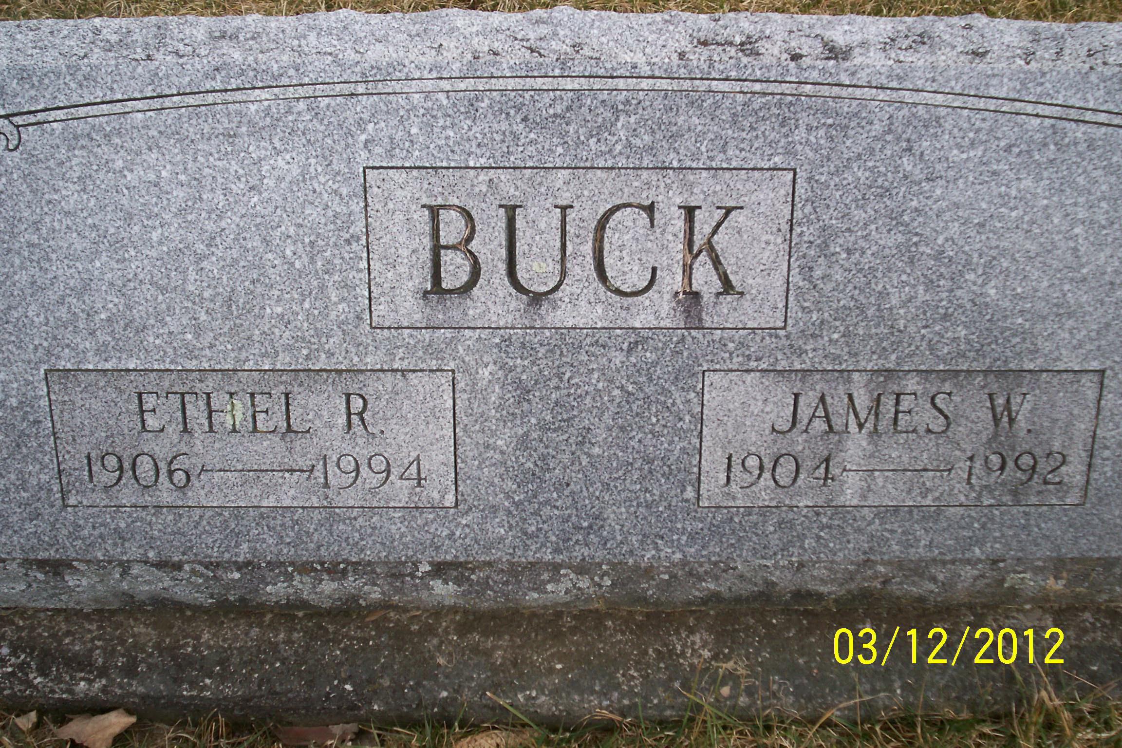 Irene Buck