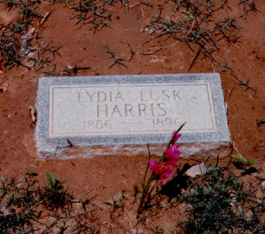 Lydia Arena Lusk