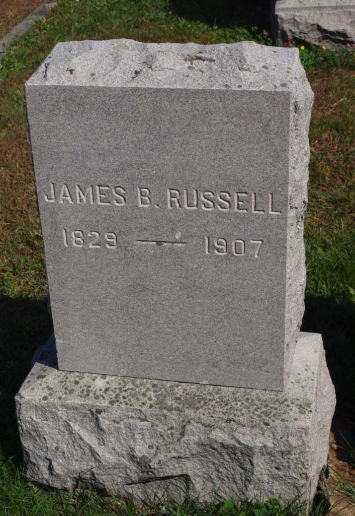 James Brandon Russell