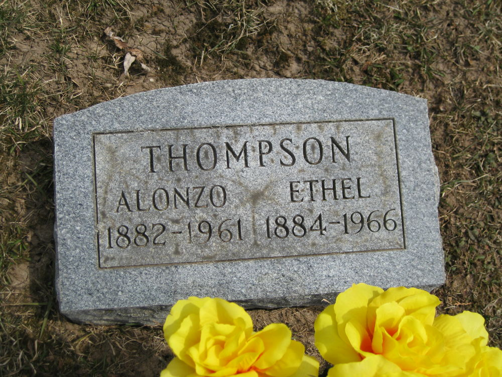 Alonzo C Thompson