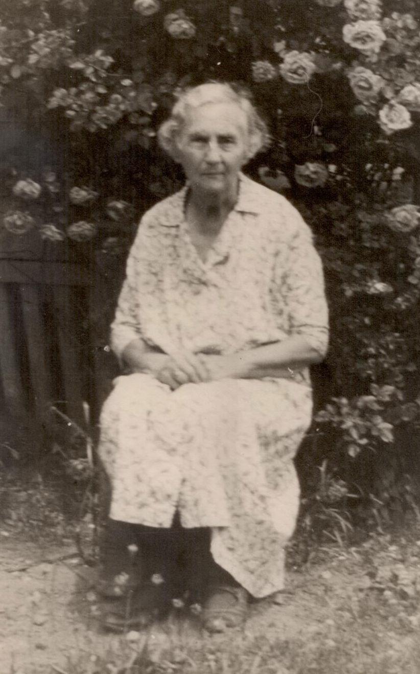 Clara Naomi McClintock