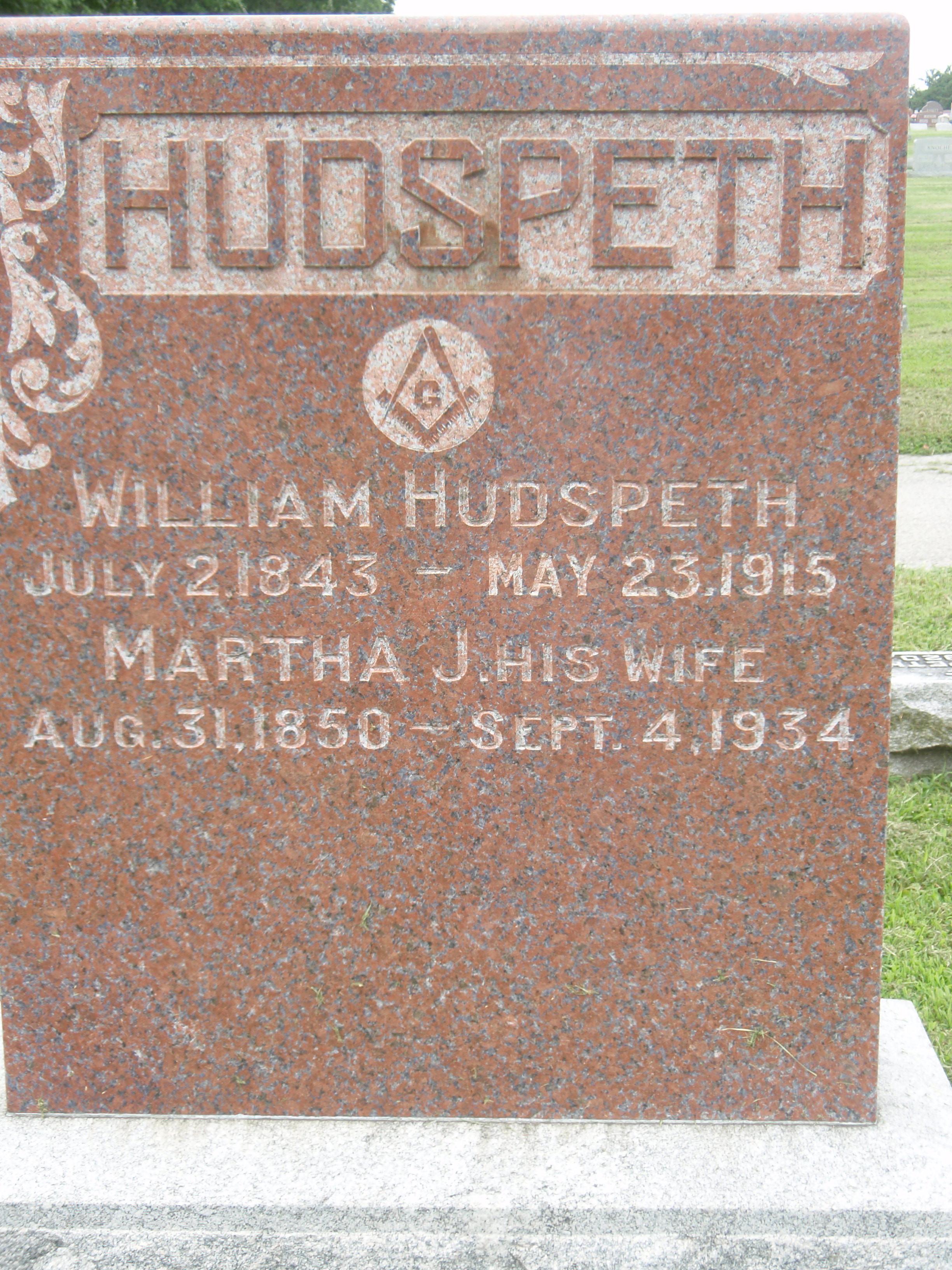 William David Hudspeth