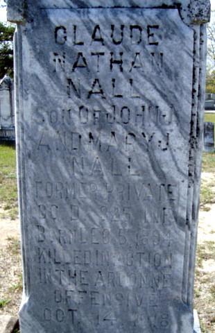 Mary Nall