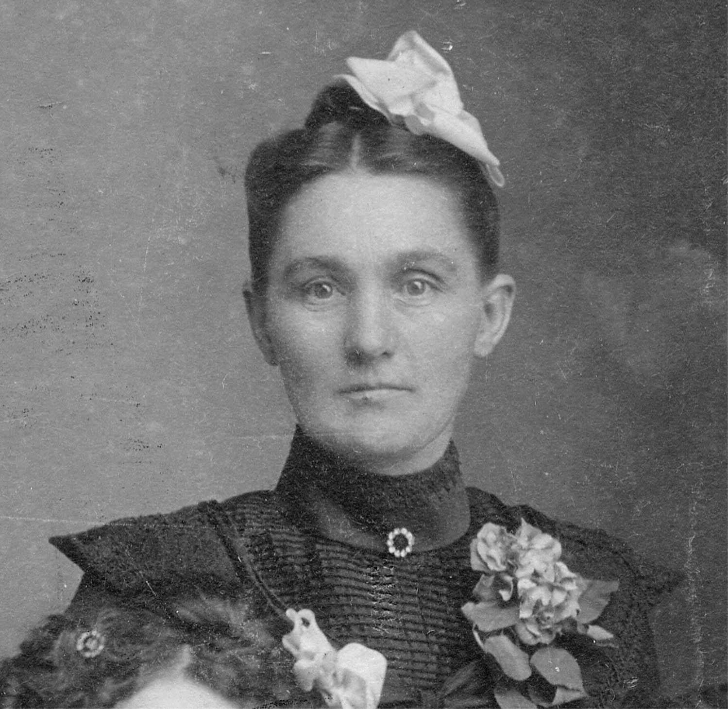 Ellen Hutchinson