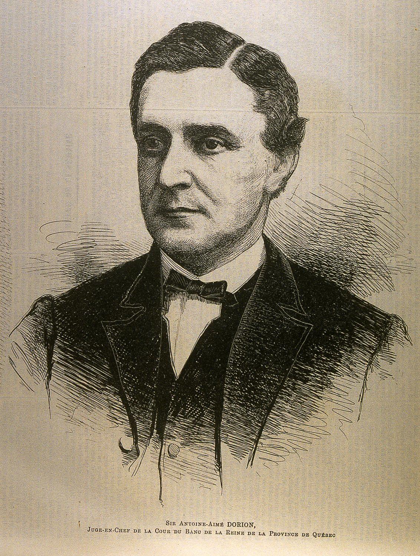 Antoine Aime Dorion