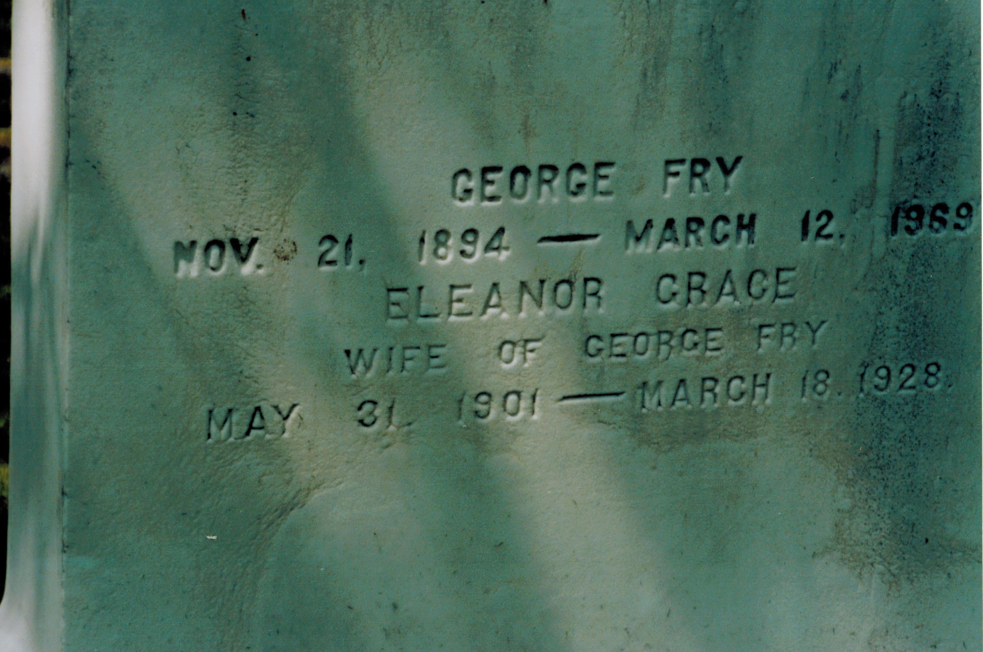 George Thomas Fry