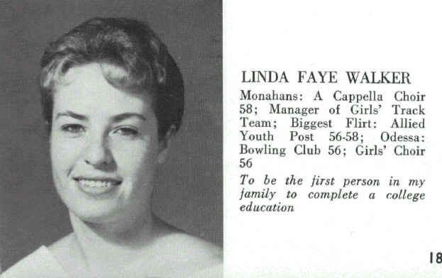 Linda Faye Walker