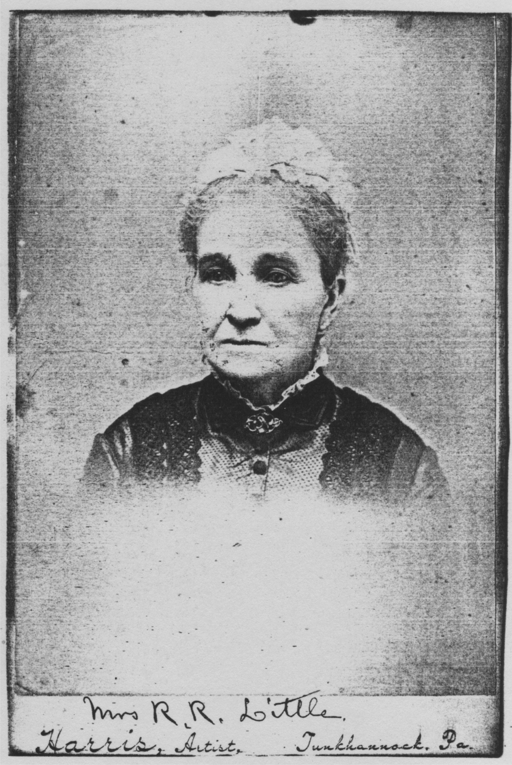 Harriet Newell Avery
