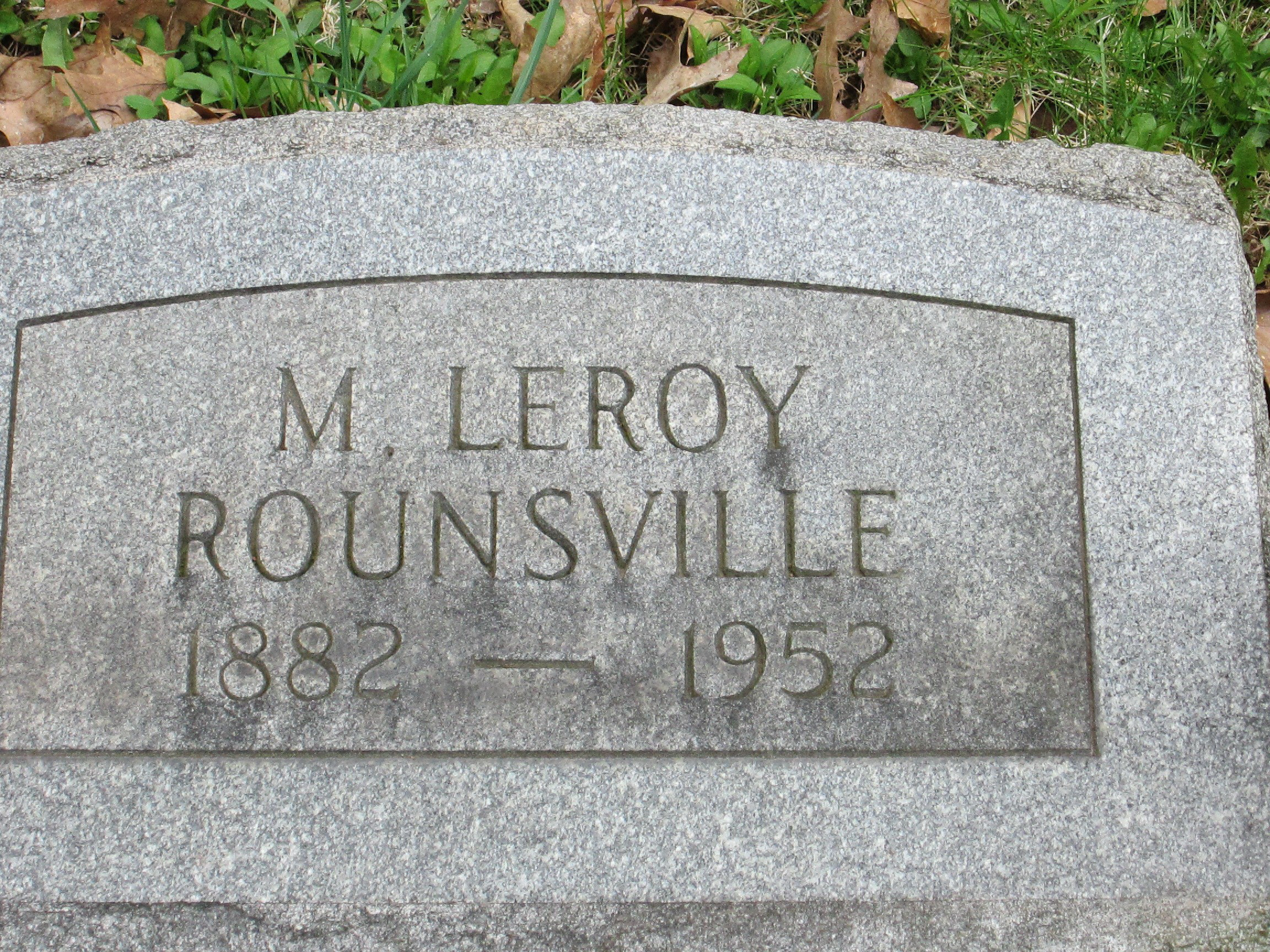 Henry Leroy Rounsville