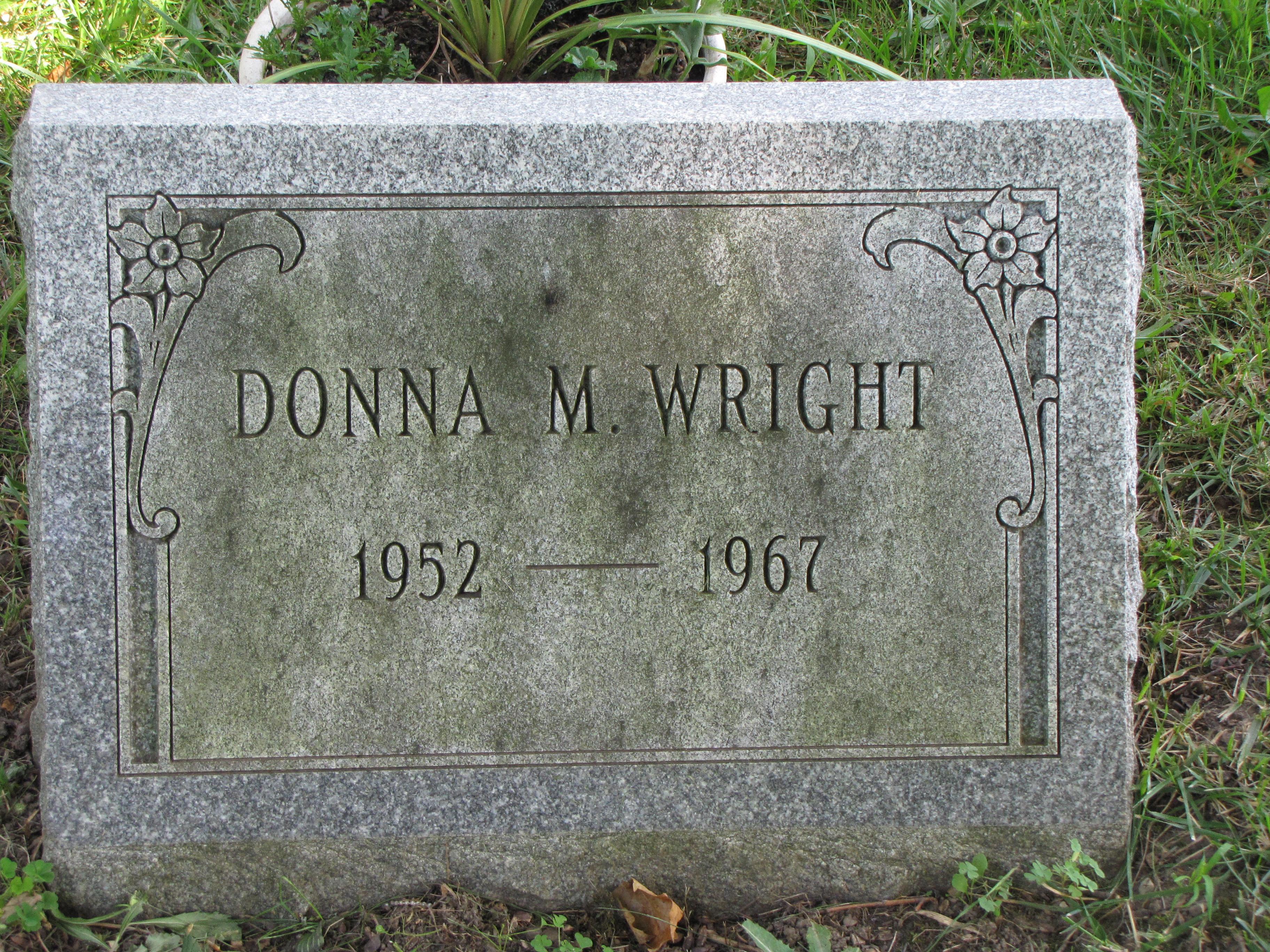 Donna Kay Wright