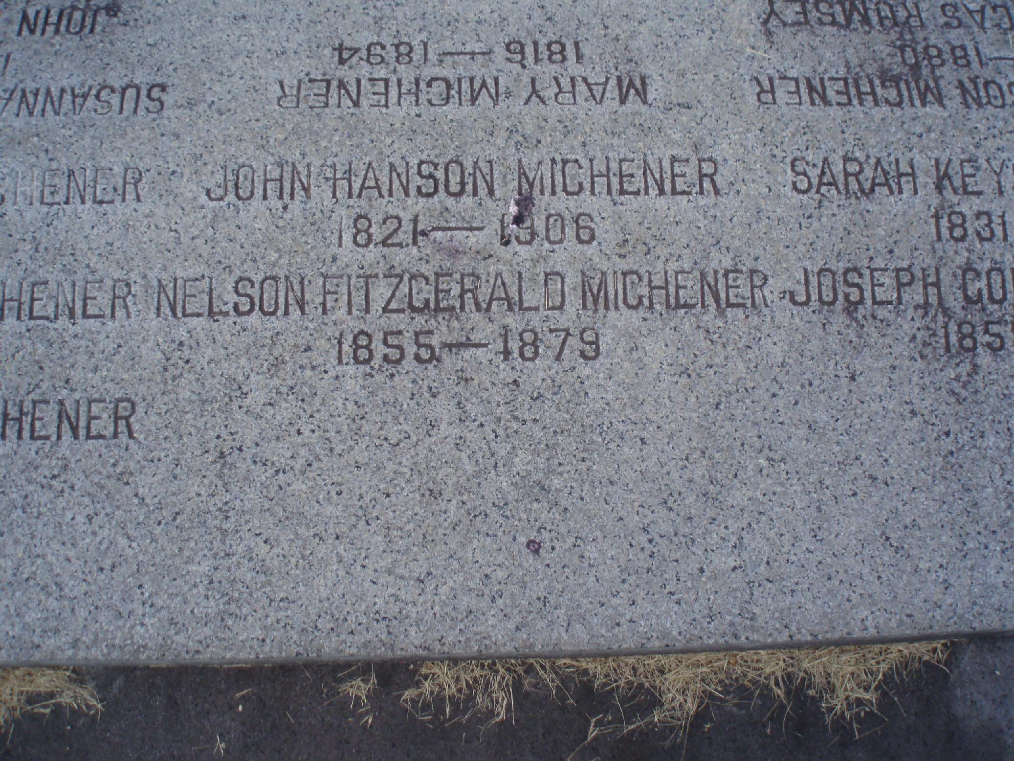 John Hanson Michener