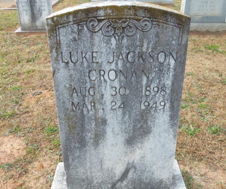 Luke Jackson Cronan