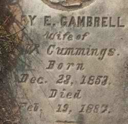 Mary Ellen Gambrell