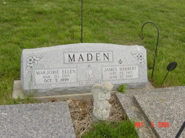 Winnie Violet Maden
