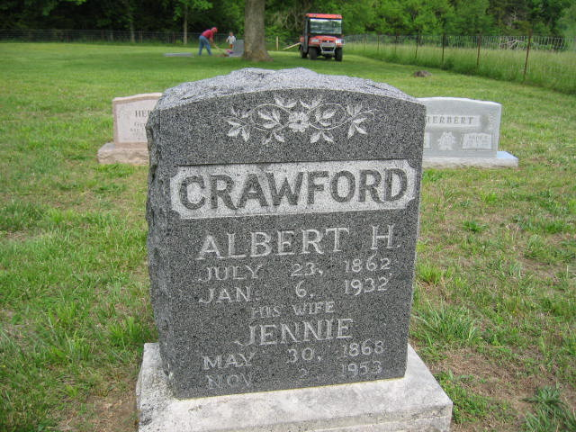 Albert B Crawford