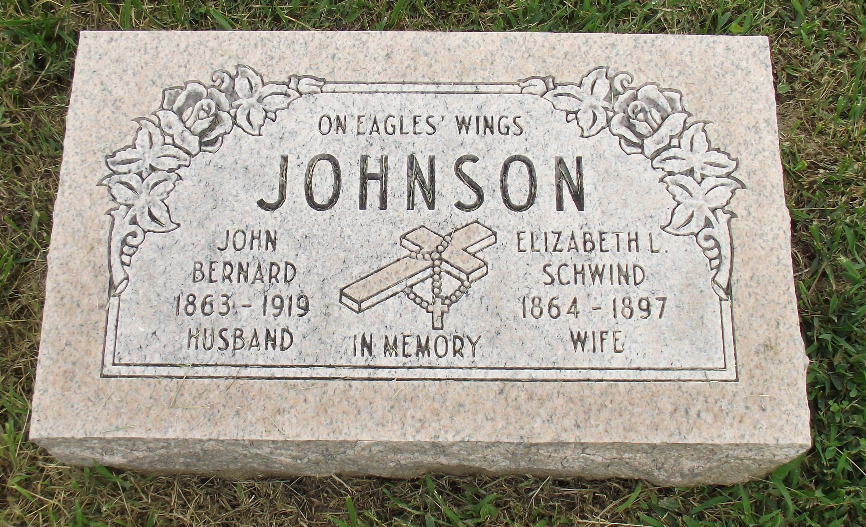 John Bernard Johnson