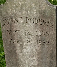 John T Roberts