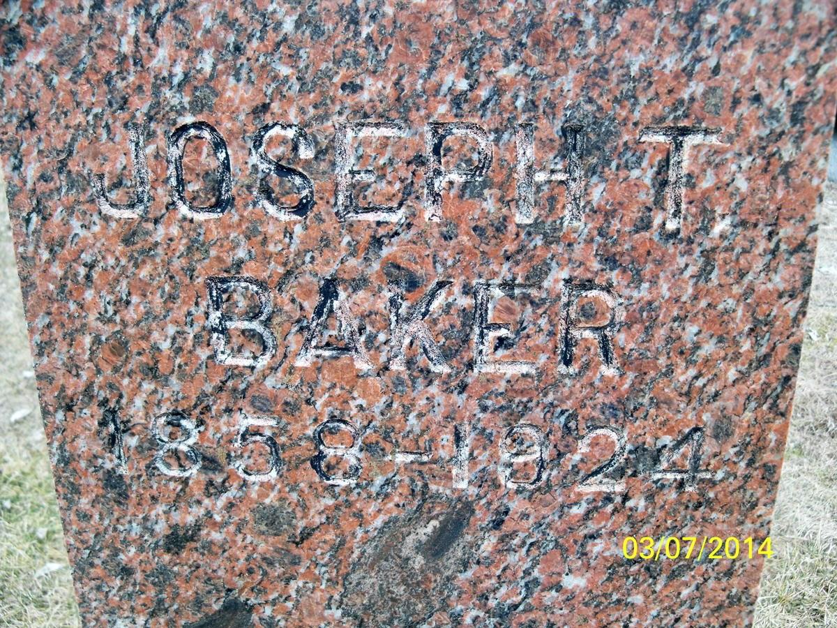 Joseph T Baker