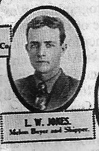 Lucian W Jones