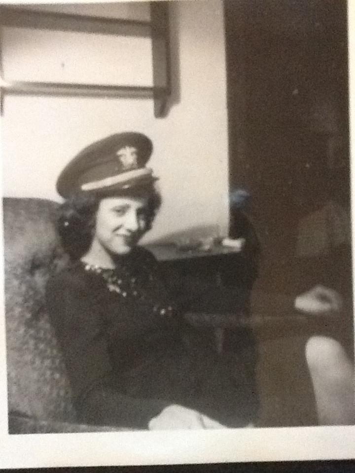 Thelma Irene May
