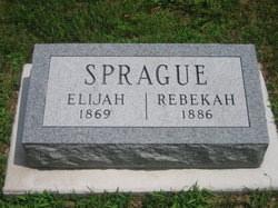 Elijah Sprague
