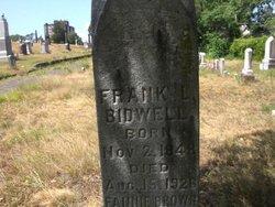 Frank Augustus Bidwell